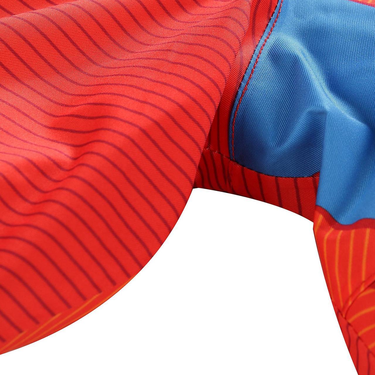 Лыжная куртка INTKO Оранжевый, 116-122 - фото 6