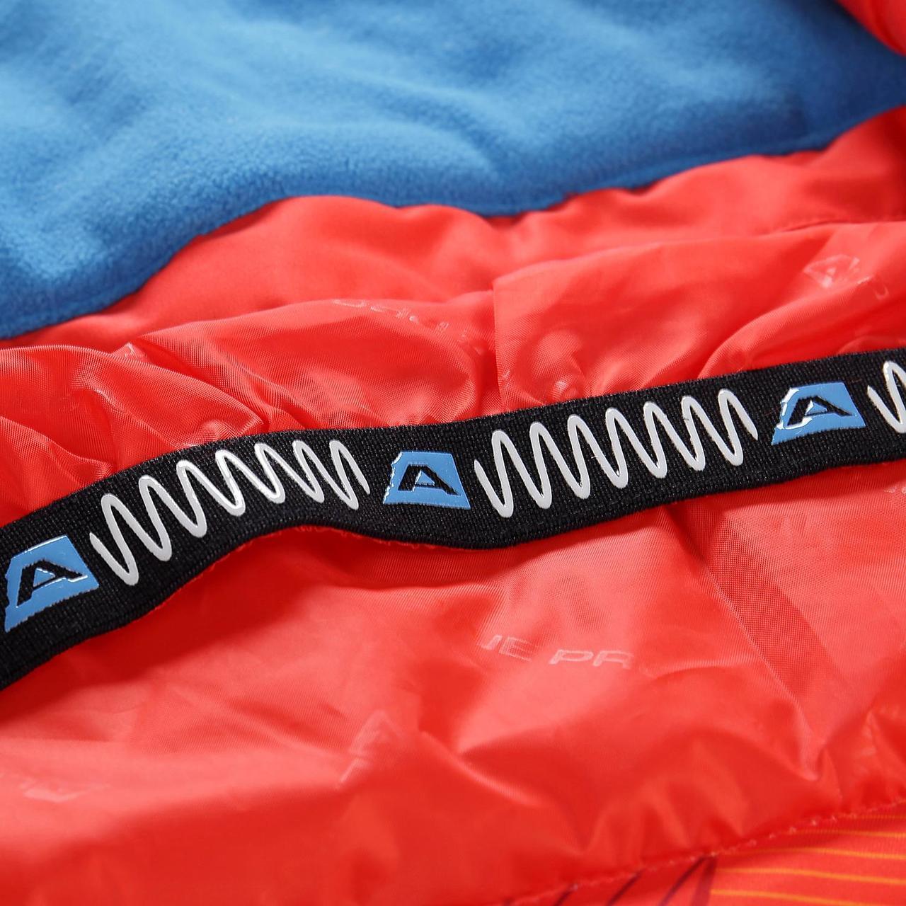 Лыжная куртка INTKO Оранжевый, 116-122 - фото 9