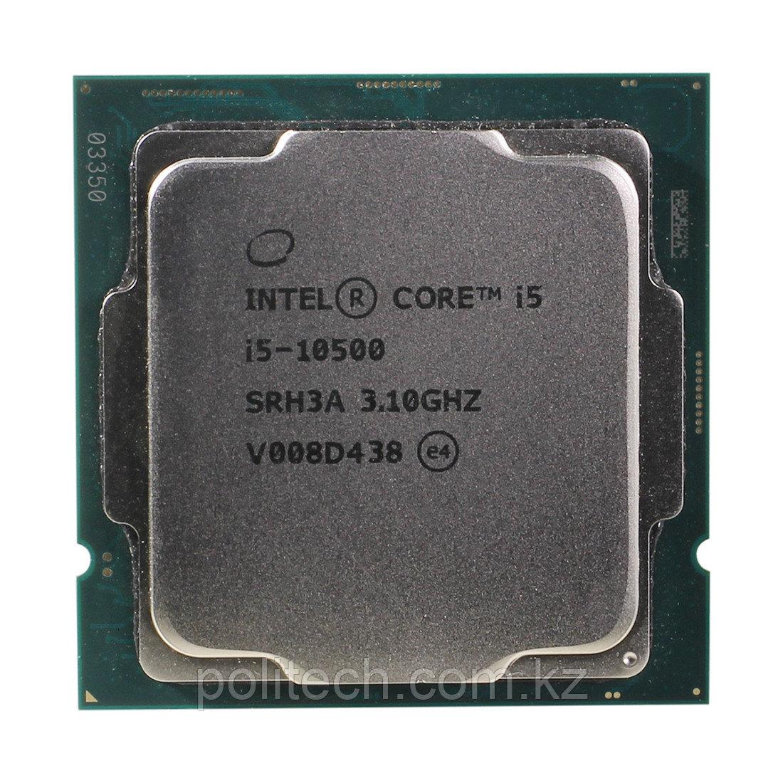 Процессор Intel 1200 i5-10500