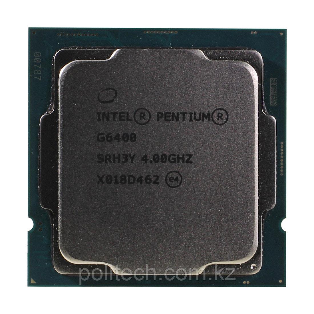 Процессор Intel 1200 G6400