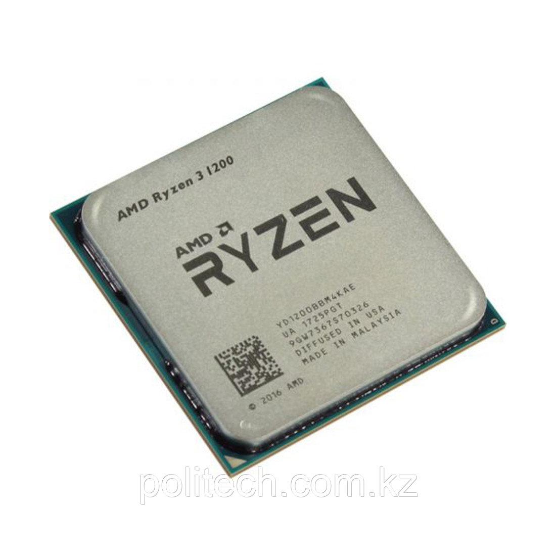 Процессор AMD AM4 Ryzen 3 1200