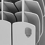 Радиатор биметаллический Royal Thermo Vittoria 350/80 (РОССИЯ), фото 4