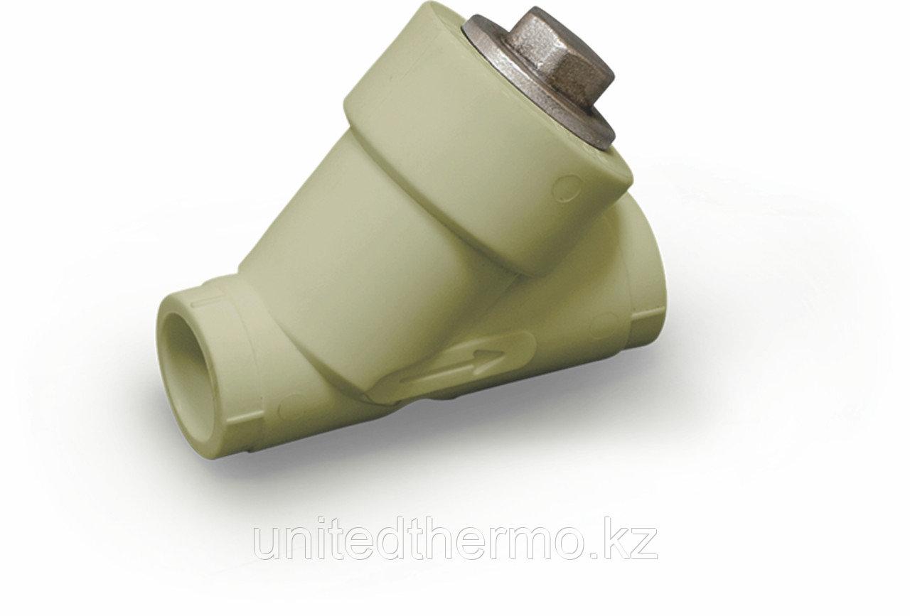 Фильтр 25мм Fusitek (СЕРЫЙ)