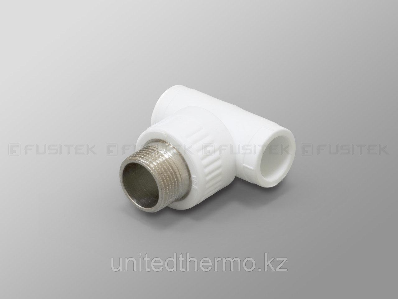 Тройник комбинированный НР 20Х1/2 Fusitek