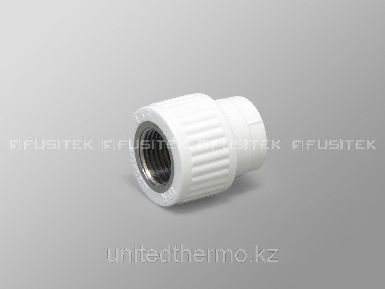 Муфта комбинированная ВР 40Х1 1/4 Fusitek