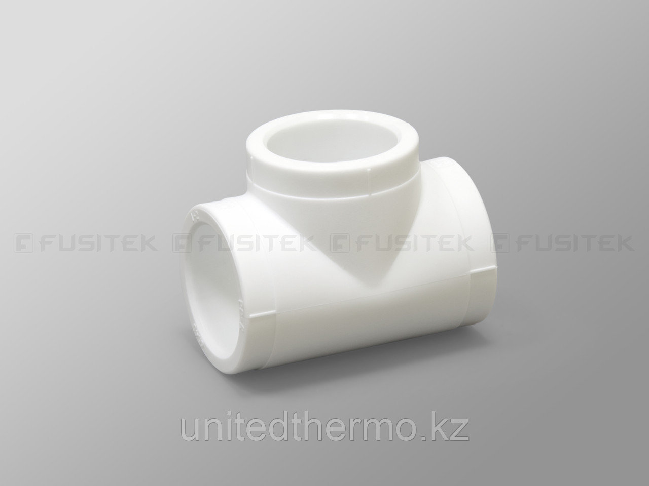 Тройник равносторонний 25 мм Fusitek