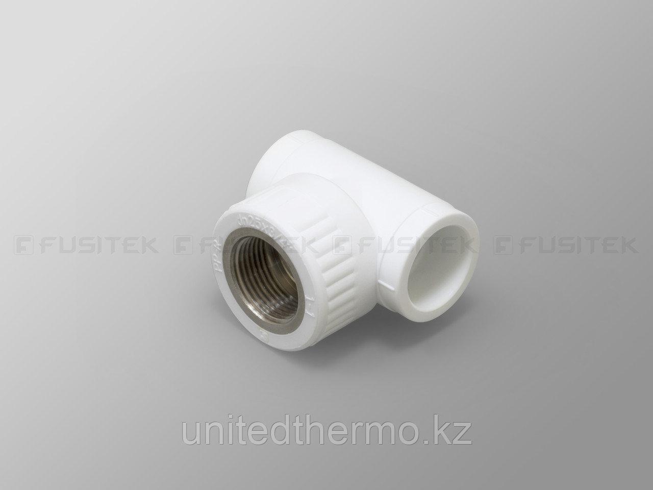 Тройник комбинированный ВР 20Х3/4 Fusitek