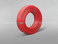 Труба для теплого пола Varmega PE-RT II 20x2.0 мм однослойная, цвет красный FT90202