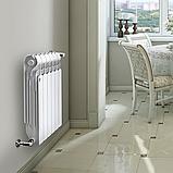 Радиатор биметаллический Royal Thermo Indigo Super 500/100 (РОССИЯ), фото 2