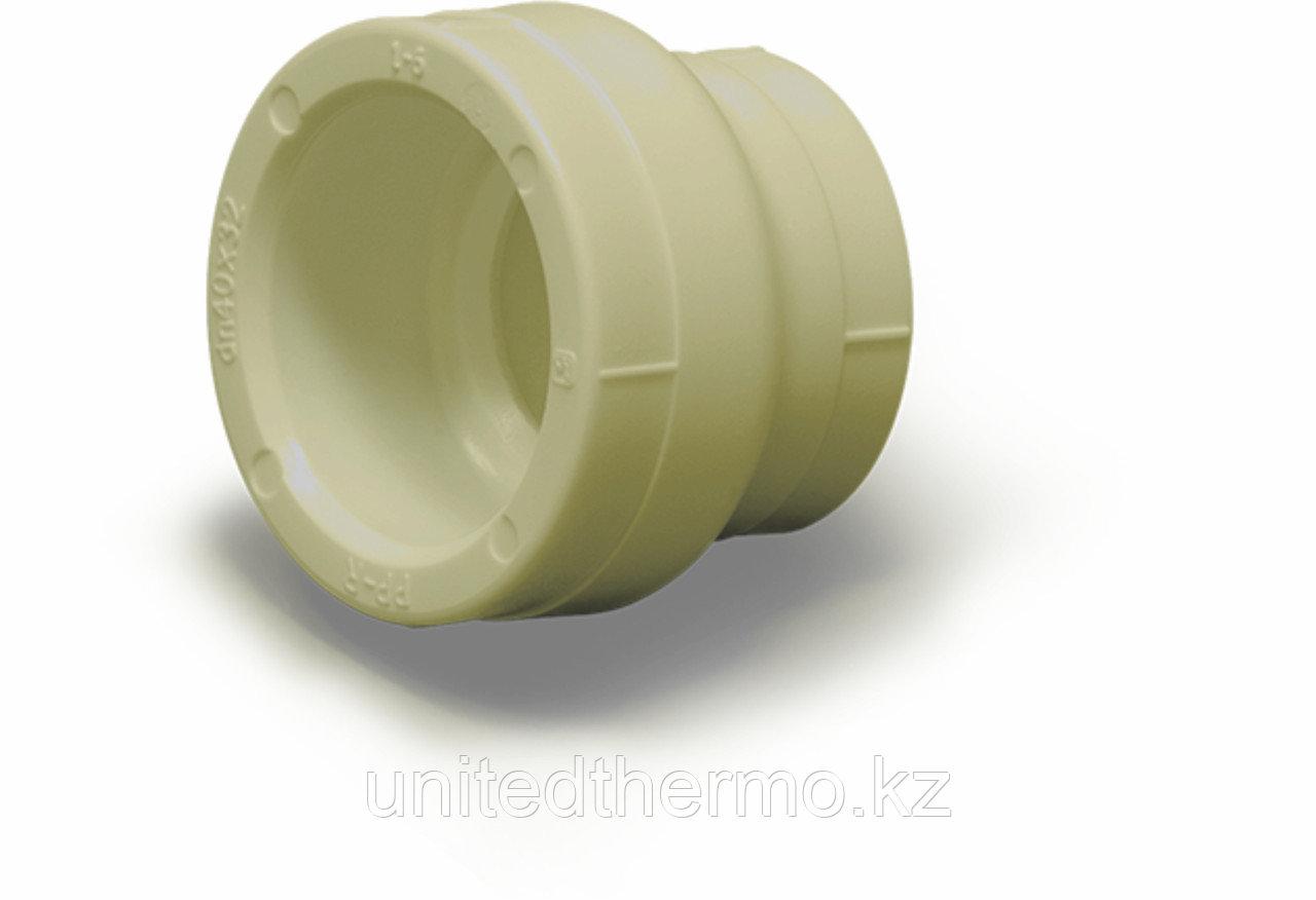 Муфта переходная 32Х20 мм Fusitek (СЕРАЯ)