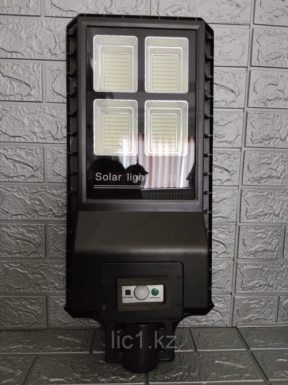 Cветильник  на солнечной батарее светодиодный уличный SL9  30  Вт