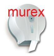 Туалетная бумага Jumbo (Джамбо) MUREX высококачественная, двухслойная 100м