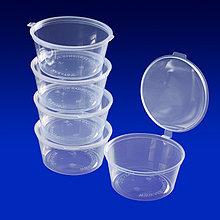 Пластиковая посуда для кетчупов и майонезов (порционная) (1000 шт/коробка)