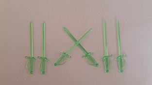 Шпажки пластиковые (сабельки), 1000шт