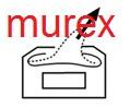 Бумажные покрытия на унитаз MUREX (Одноразовые самосмывающиеся покрытия)