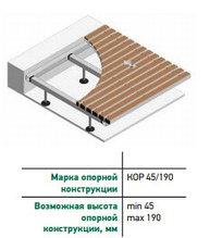 ОПОРНАЯ КОНСТРУКЦИЯ КОР 45-190