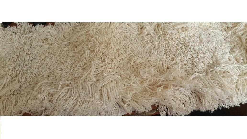 МОП для влажной уборки (тряпка для швабры), 60см