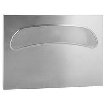 Диспенсер (держатель) для гигиенической бумаги для крышки унитаза, металлический, нержавеющая сталь