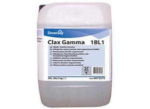 Diversey CLAX GAMMA (1BL1) 26.2 kg жидкий щелочной усилитель для сильно загрязненного белья