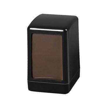 Диспенсер для настольных салфеток Palex чёрного цвета
