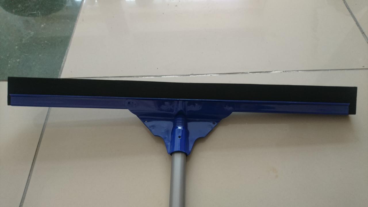 Флаундер - насадка для мытья плитки (камень, кафель и так далее), металл, 55см