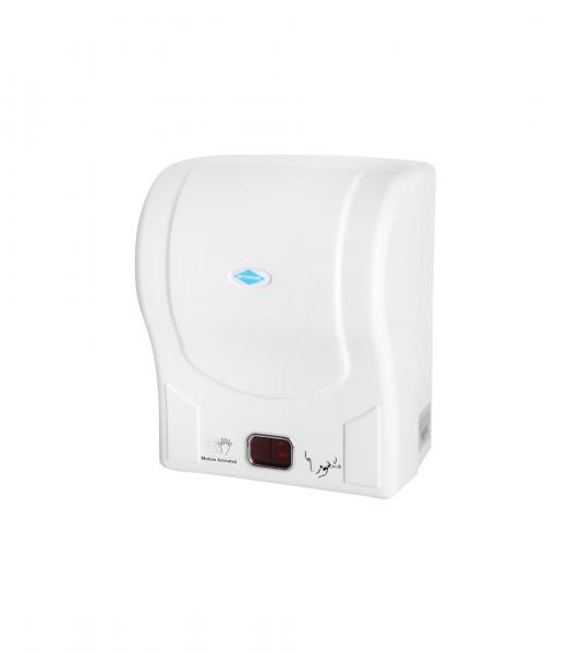 Диспенсер автоматический для рулонных полотенец Wespa Optimum (цвет белый)