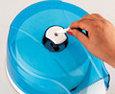 Диспенсер для туалетной бумаги Jumbo (Джамбо) Palex, фото 2