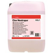 Diversey CLAX NEUTROPUR (6GL1) 20lt (21.7 kg) жидкий нейтролизатор моющего средства