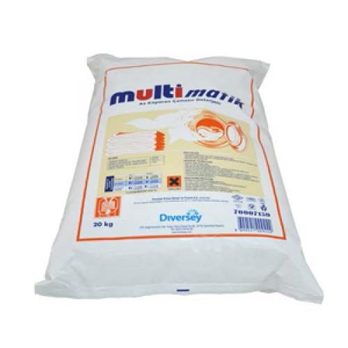 Diversey MULTI MATIK 20kg - стиральный порошок-автомат