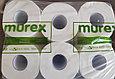 Полотенце бумажное рулонное центральной вытяжки MUREX, 6 рулонов по 280 метров, фото 10