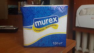 Салфетки настольные бытовые Murex, 90шт
