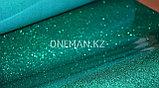 Флекс пленка глиттер зеленый (OSG Glitter Green), фото 2