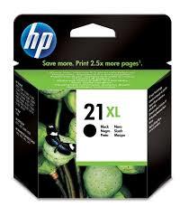 HP C9351CE Картридж черный, HP 21