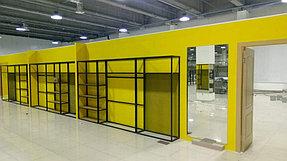 """Изготовление торгового оборудования для  магазина """"ESCAPARATE"""" 1"""
