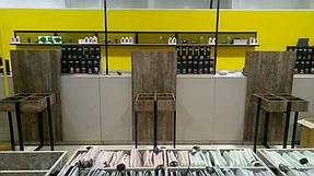"""Изготовление торгового оборудования для  магазина """"ESCAPARATE"""" 9"""