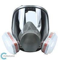 Полнолицевая маска с фильтрами