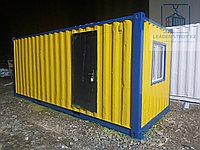 Жилой контейнер 20 фут. КПП, фото 1