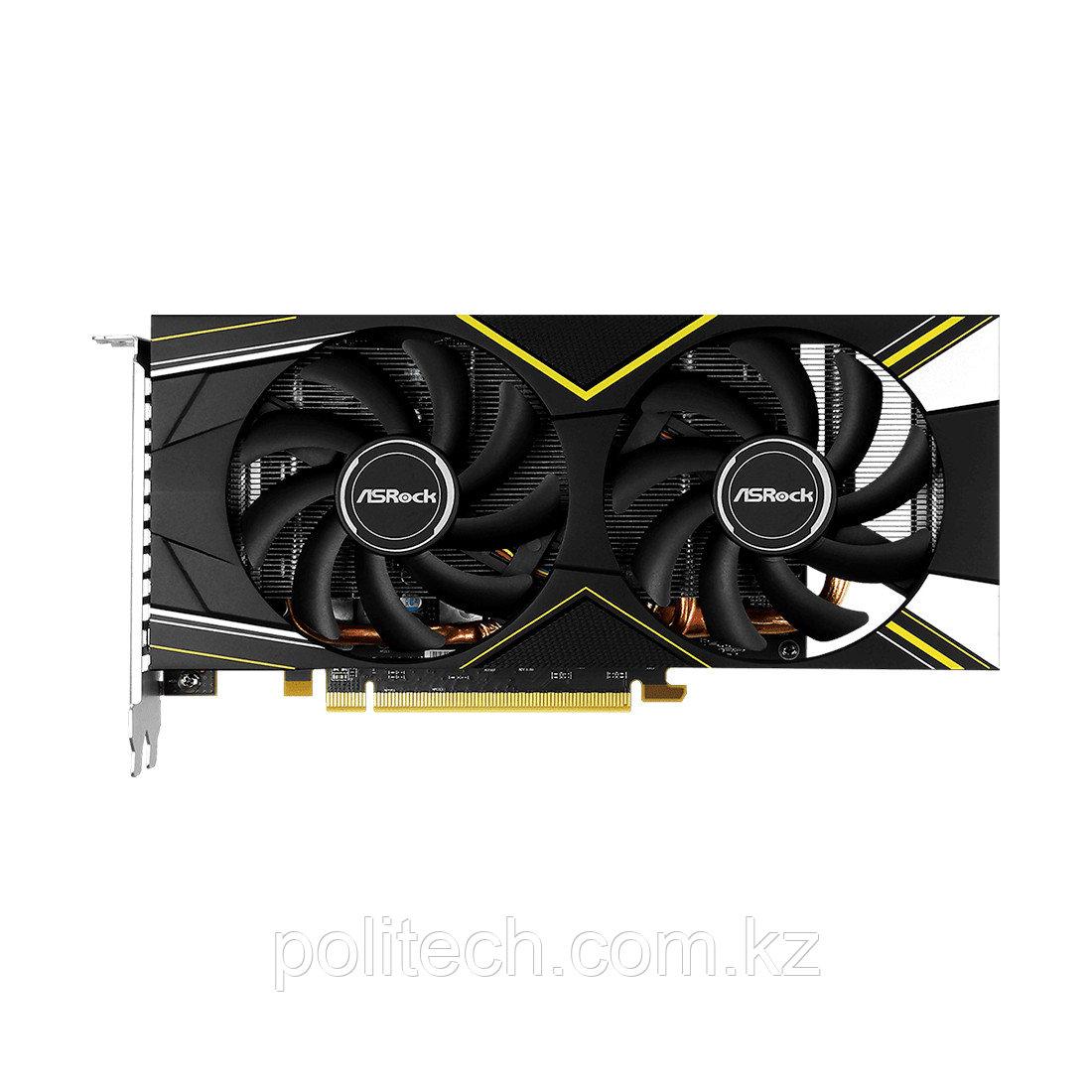 Видеокарта ASRock Radeon RX5500XT CLD 8GO