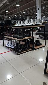 """Изготовление торгового оборудования для  магазина """"ESCAPARATE"""" 5"""