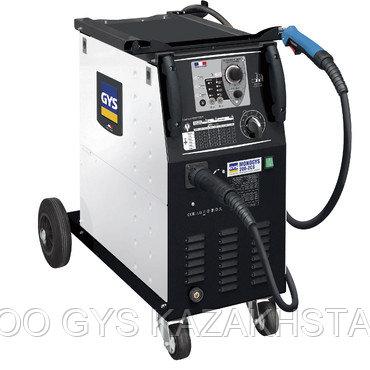 Сварочный аппарат для сварки нержаеющую сталь и алюмен MONOGYS 200-2CS, фото 2