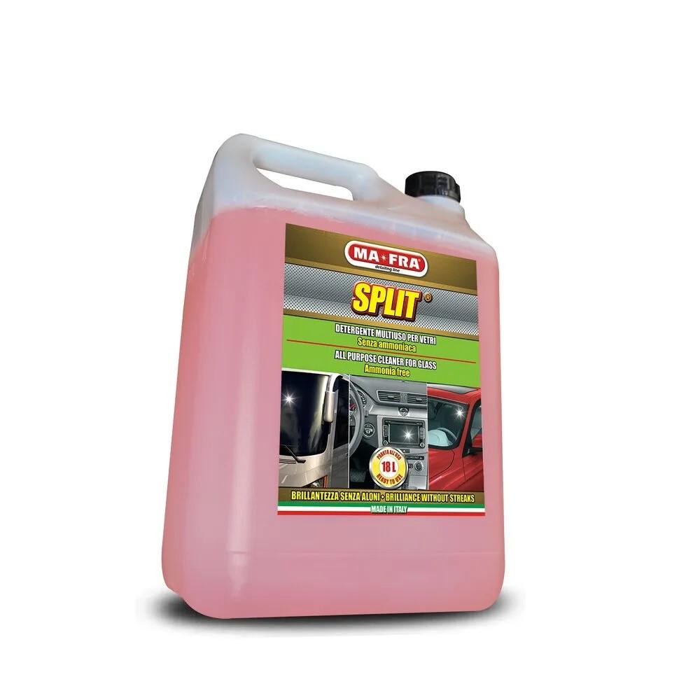 Очиститель для стекол и пластиковых поверхностей автомобиля Ma-Fra SPLIT (4,5 л)