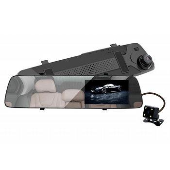 Видеорегистратор-зеркало iBOX Spectr Dual, черный