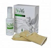 ShinVal крем нативный 50 мл, шина 1 пара (при вальгусной деформации большого пальца стопы)