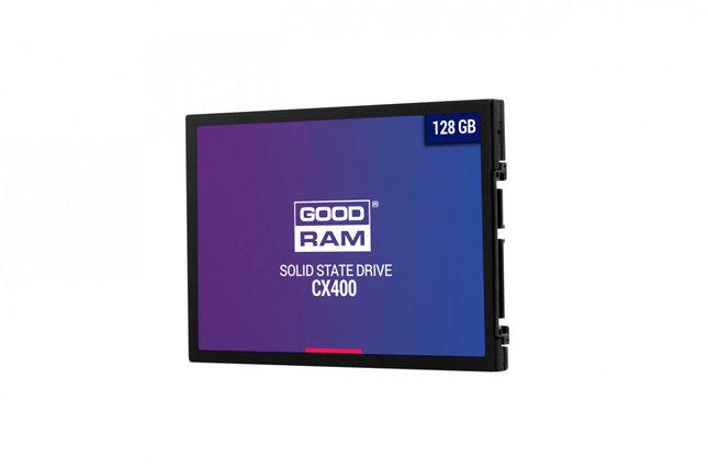 SSD 128GB GOODRAM CX 400, R550Mb/s W450MB/s, фото 2
