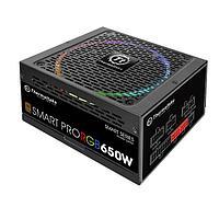 Thermaltake Smart Pro RGB 650W (PS-SPR-0650FPCBEU-R) - модульный