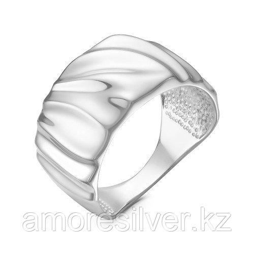 Кольцо Delta серебро с родием, без вставок, геометрия с211110