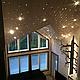 """Комплект Cariitti """"Звездное небо"""" 75 точек для Паровой комнаты (3000К - тёплый свет), фото 4"""