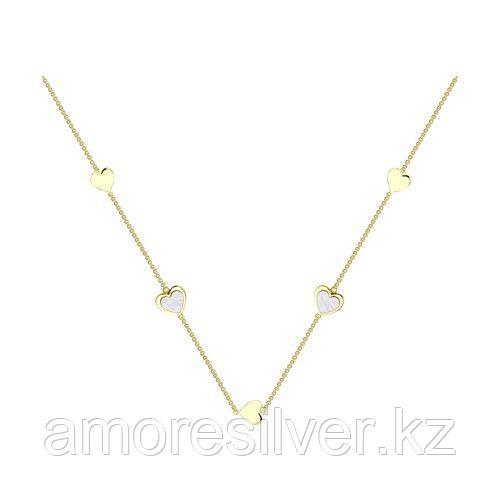 Колье из серебра  SOKOLOV 94074604