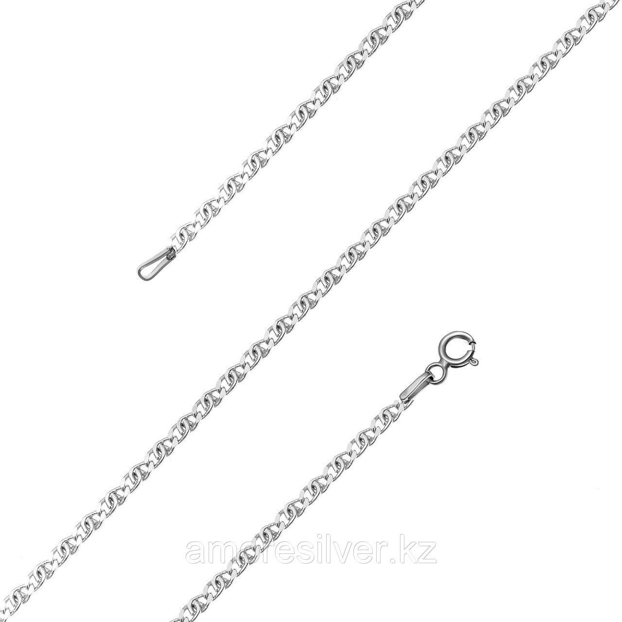 Серебряная цепь  Адамант Ср925Р-106004055