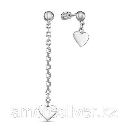 Серебряные серьги  MASKOM  2000-3068